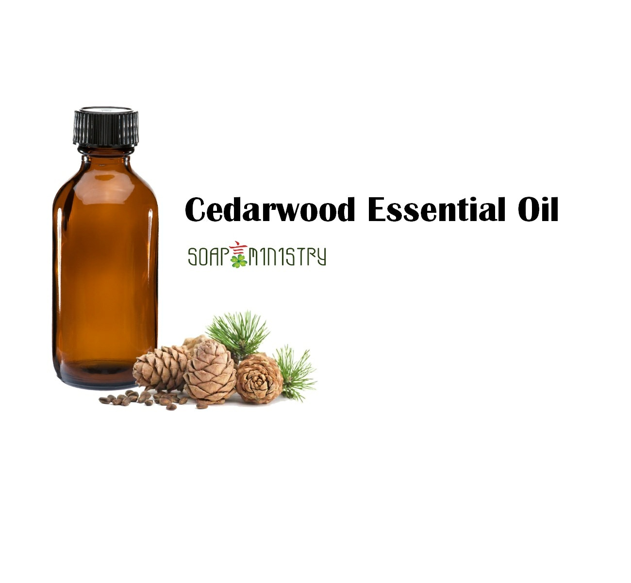 Cedarwood Essential Oil 100ml