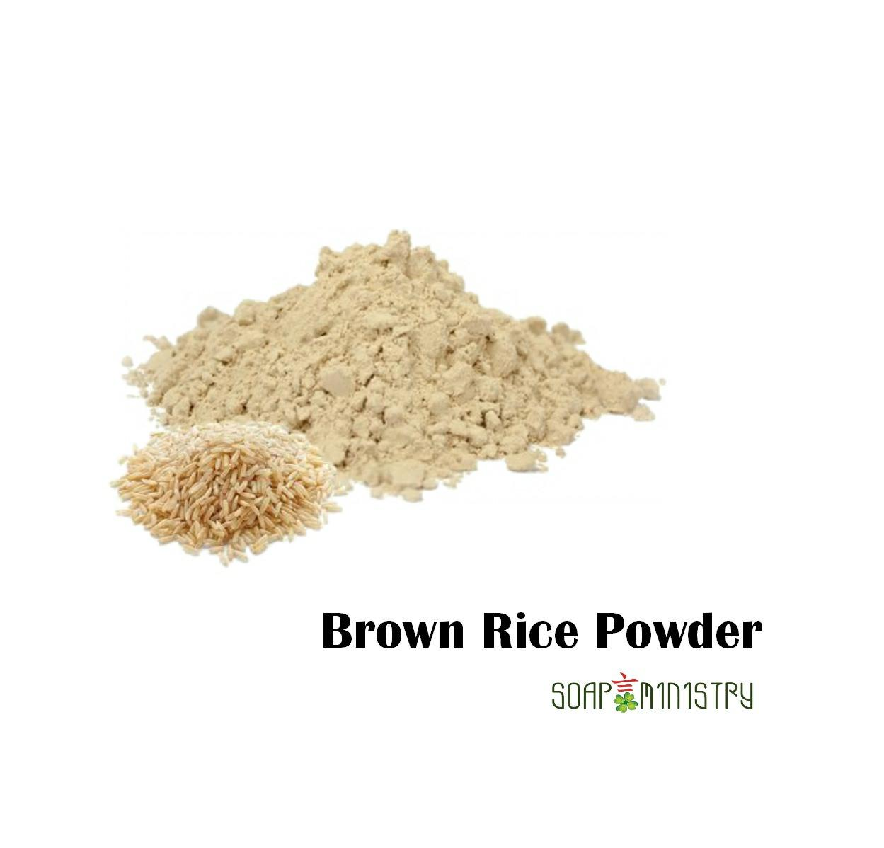 Brown Rice Powder 50g