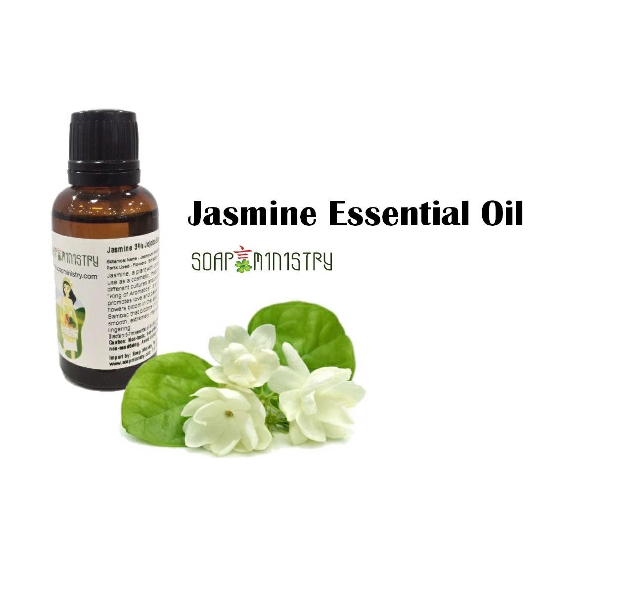 Jasmine 3% Jojoba Essential Oil 10ml
