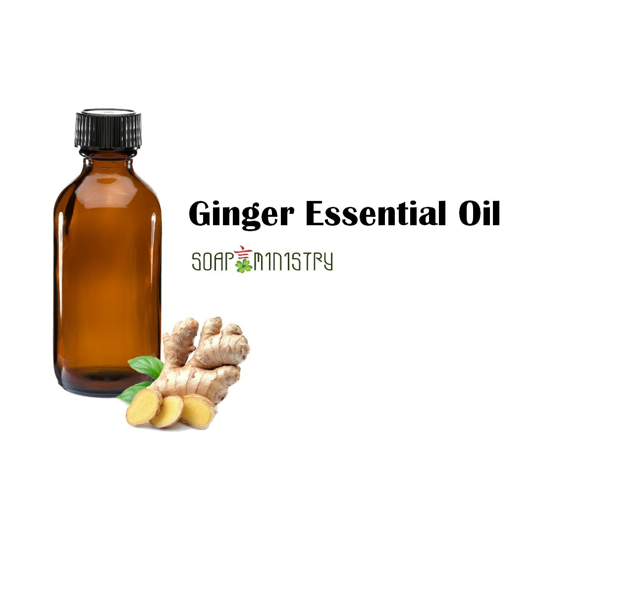 Ginger Essential Oil 500ml