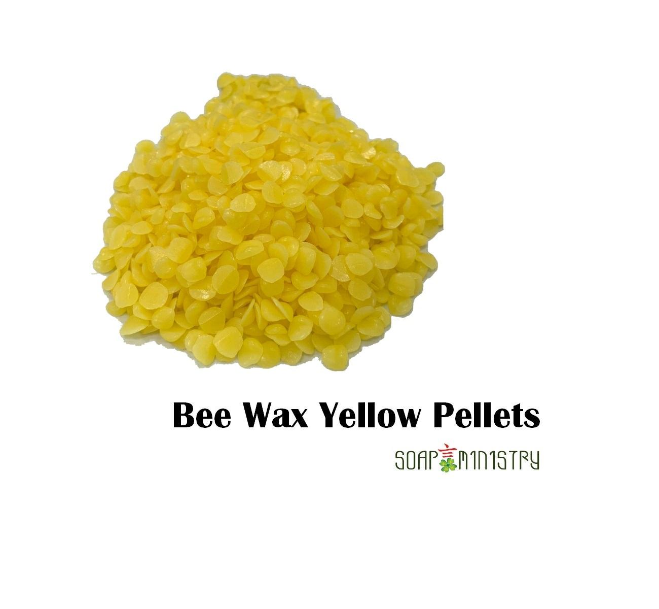 Beewax yellow Chunk 1kg