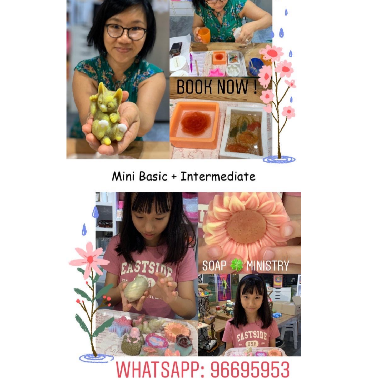 Mini Basic + Intermediate Workshop