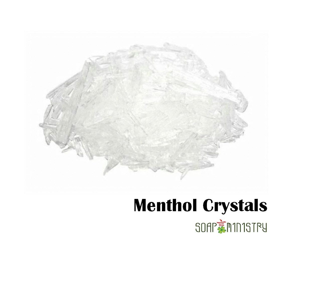 Menthol Crystal 100g