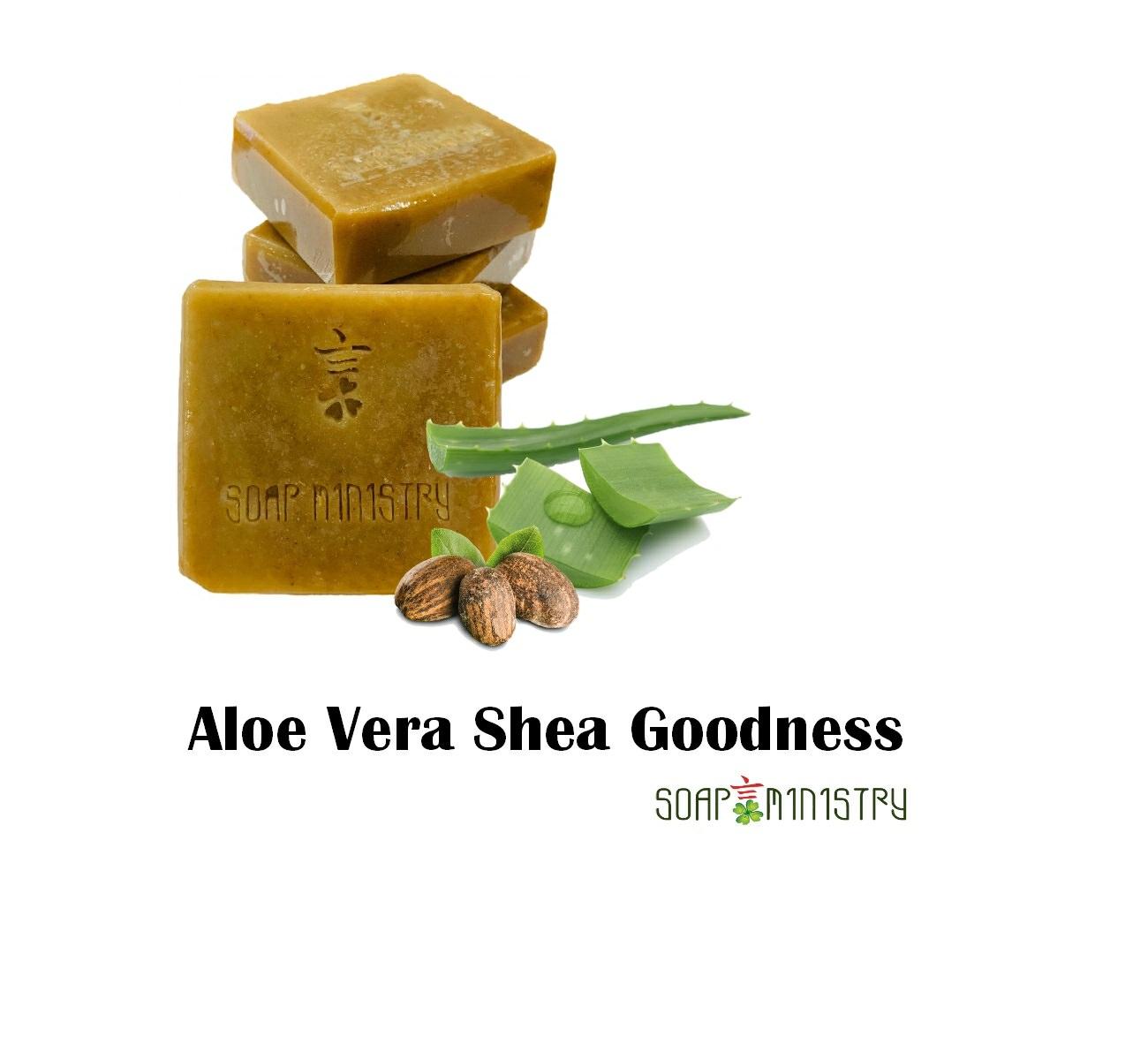 Aloe Vera Shea Goodness Soap