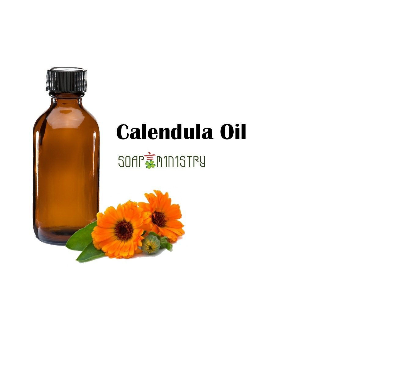 Calendula Infused Olive Oil 1L