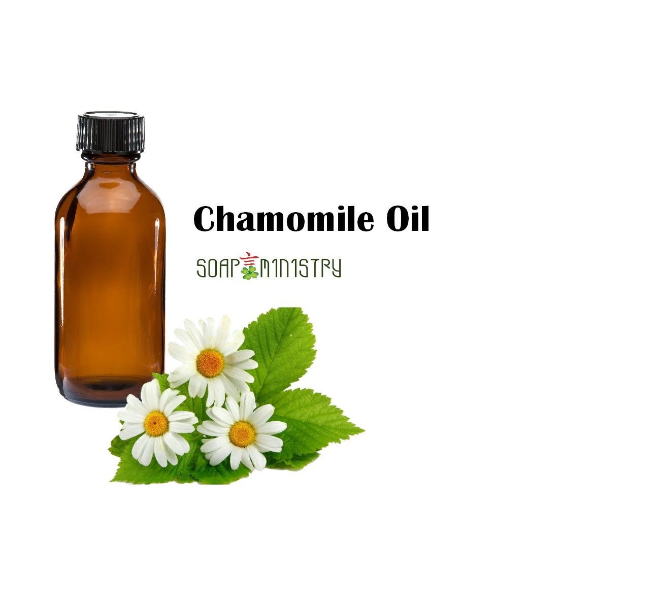 Chamomile Infused Olive Oil 1L