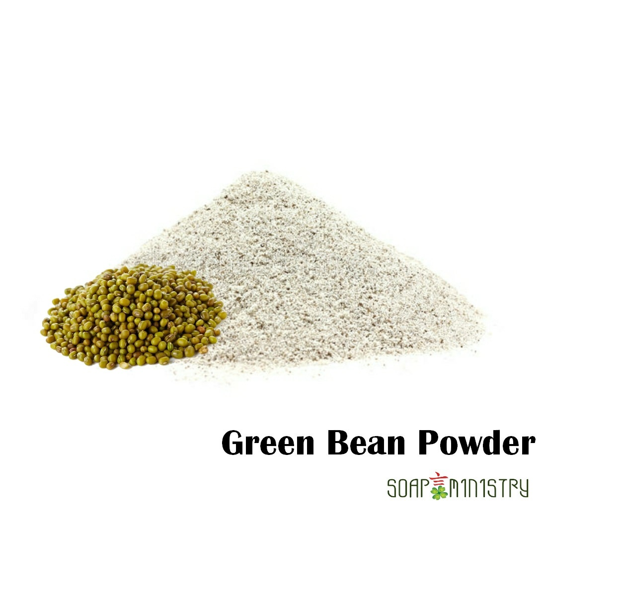 Green Bean Powder 50g