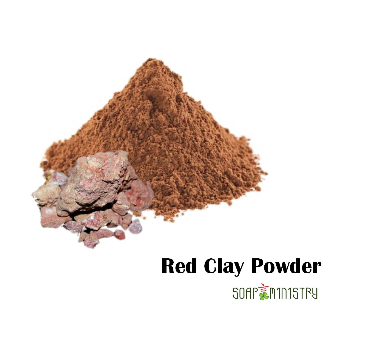 Red Clay Powder 50g