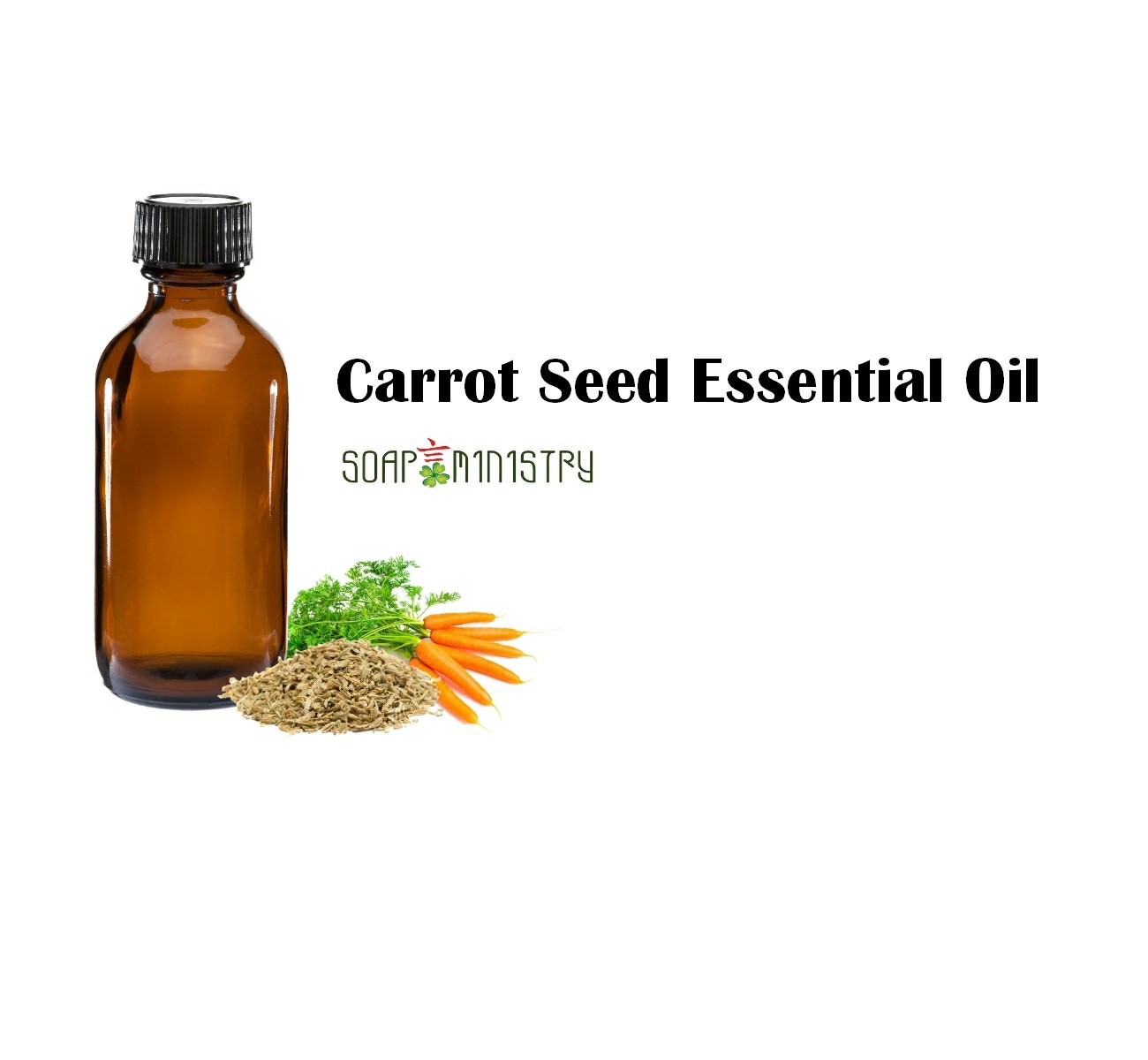 Carrot Seed Essential Oil 500ml