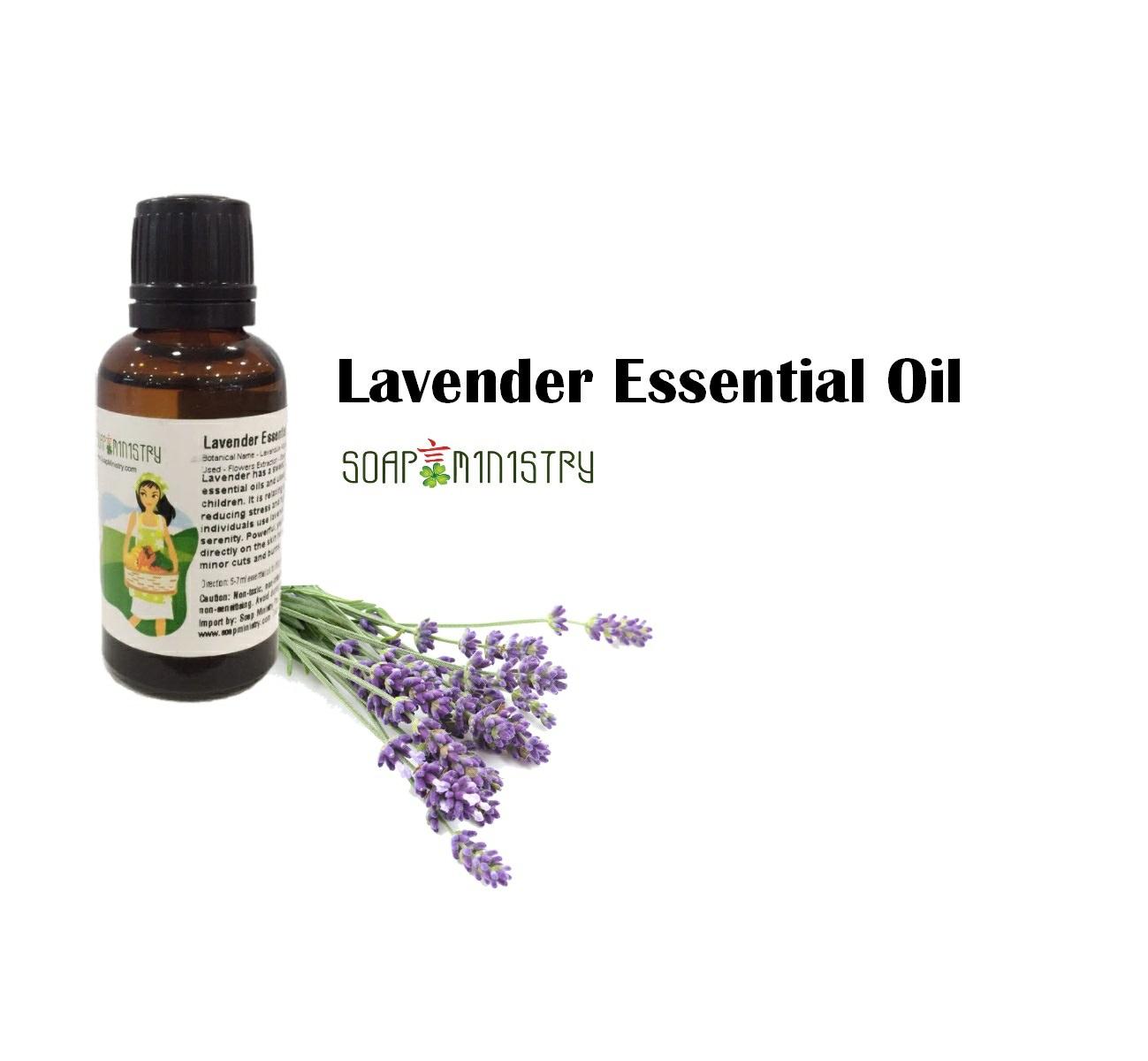 True Lavender (Pure) Essential Oil 10ml