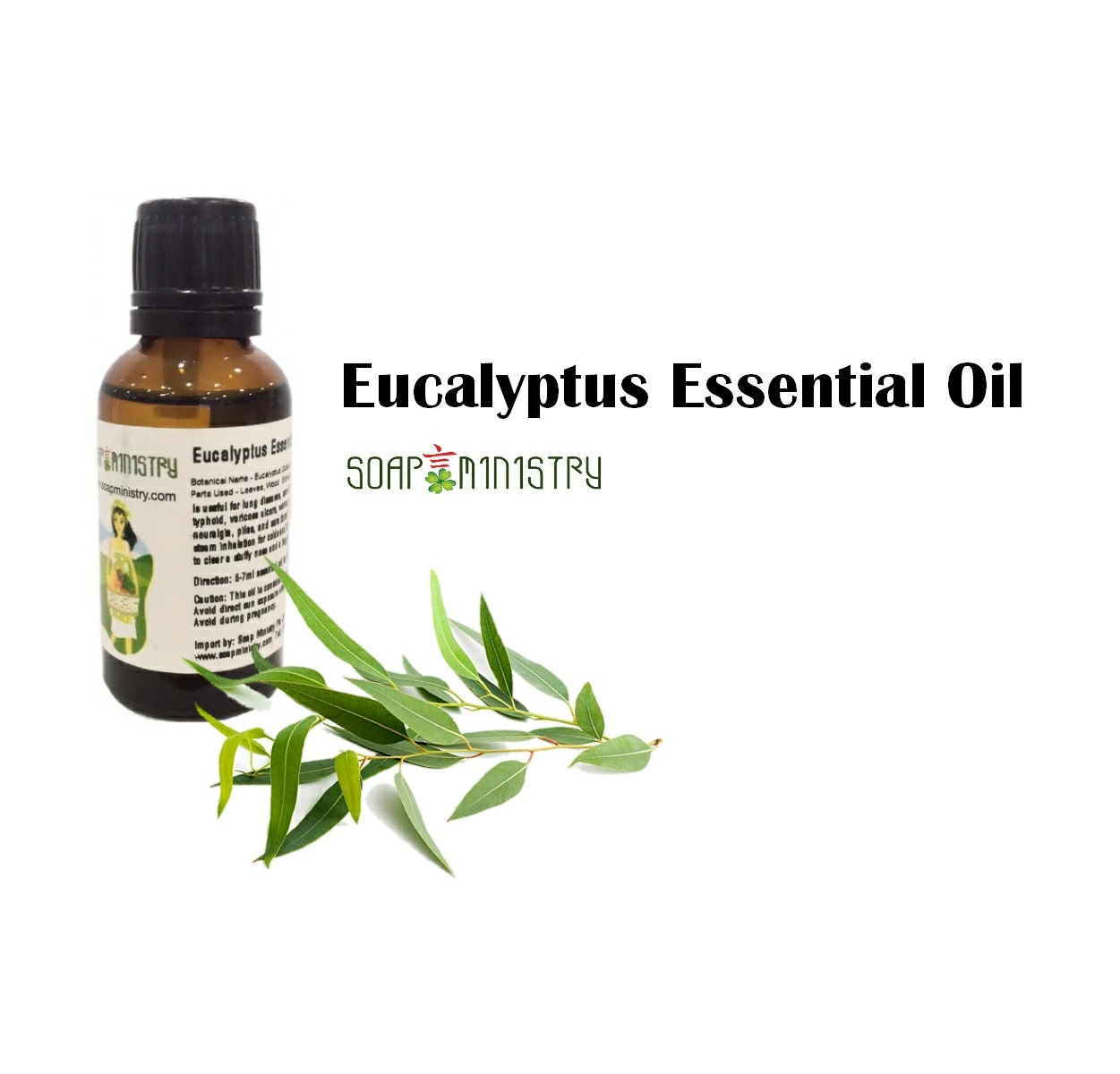 Eucalyptus Essential Oil 100ml