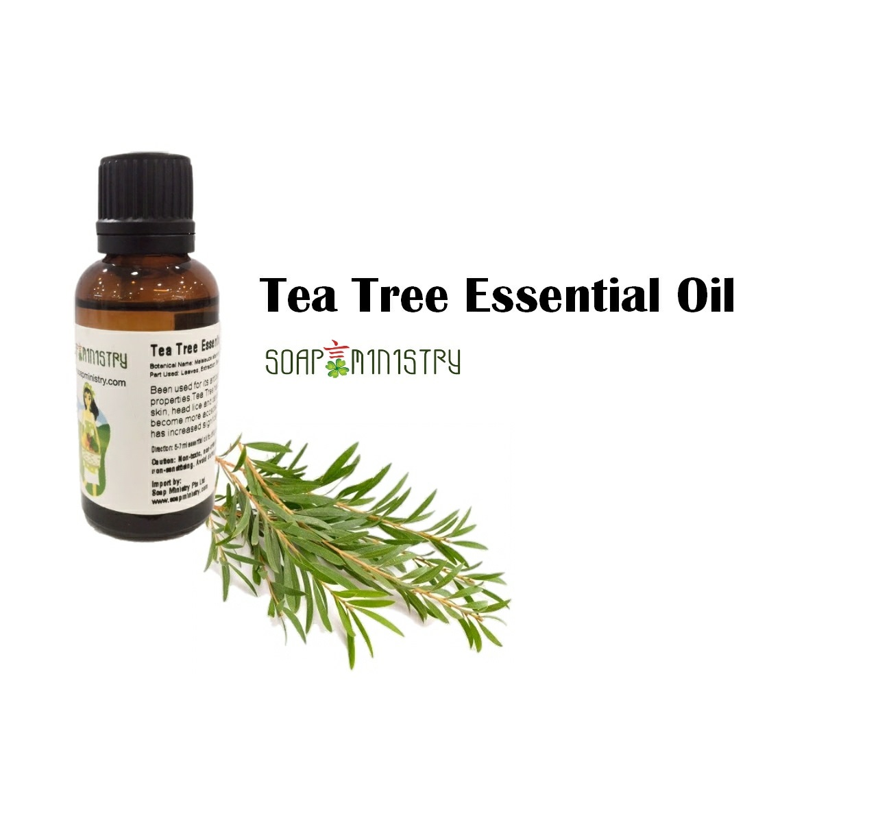 Tea Tree Essential Oil 500ml