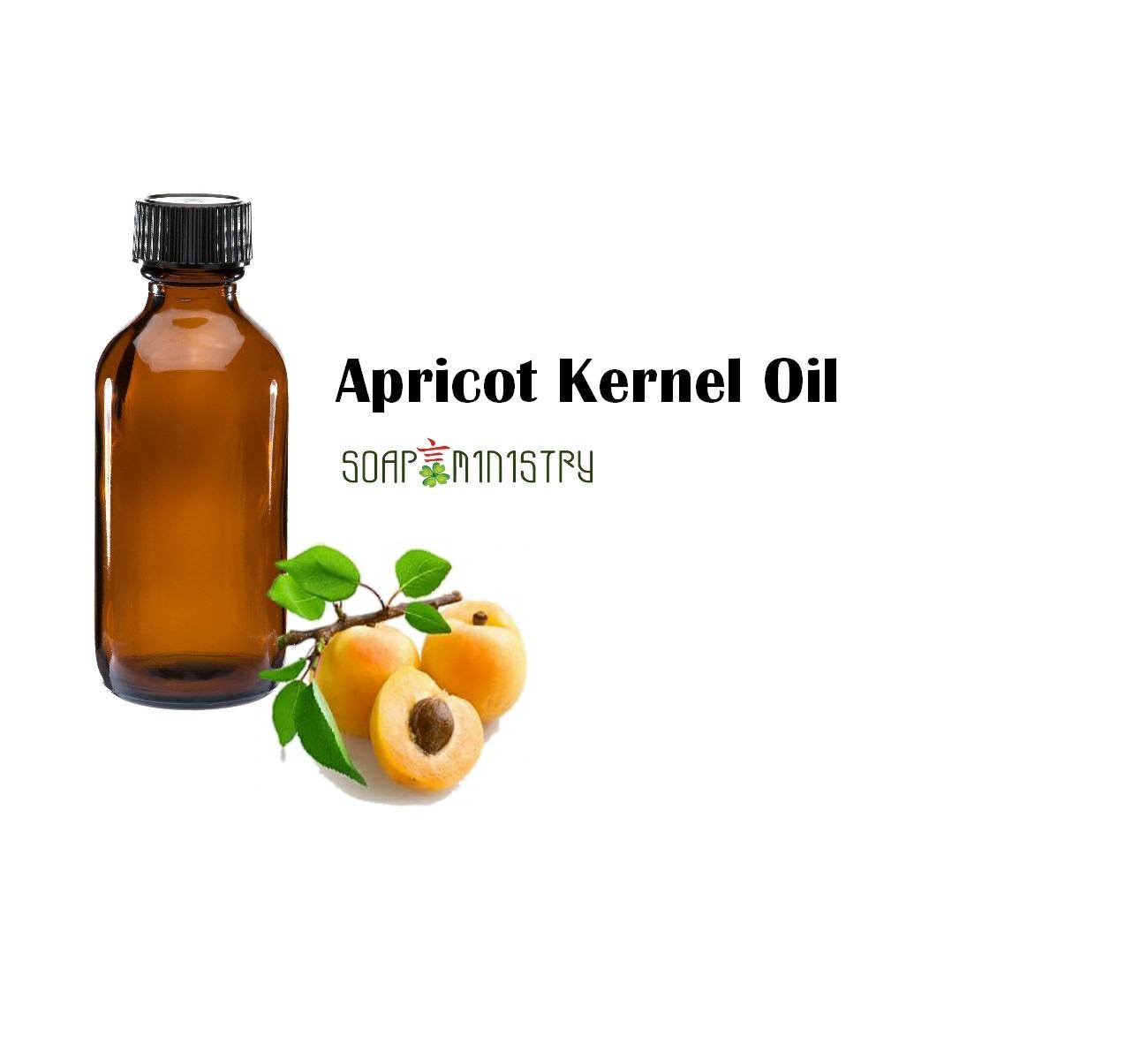 Apricot Kernel Oil 500ml