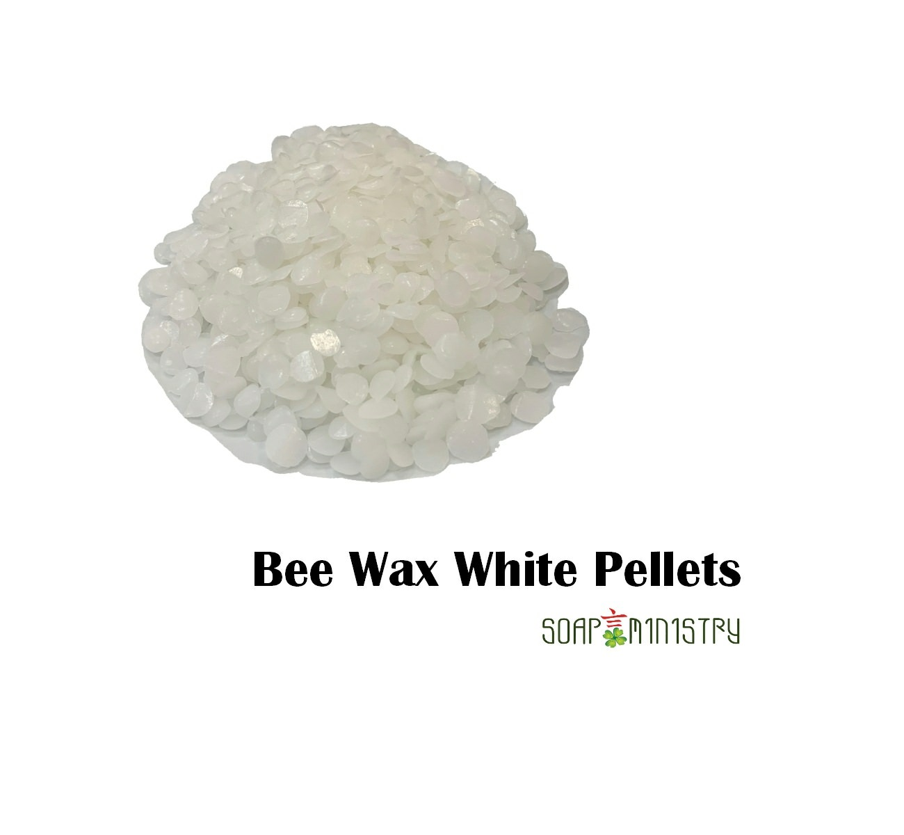 Beewax White Pellets 1kg