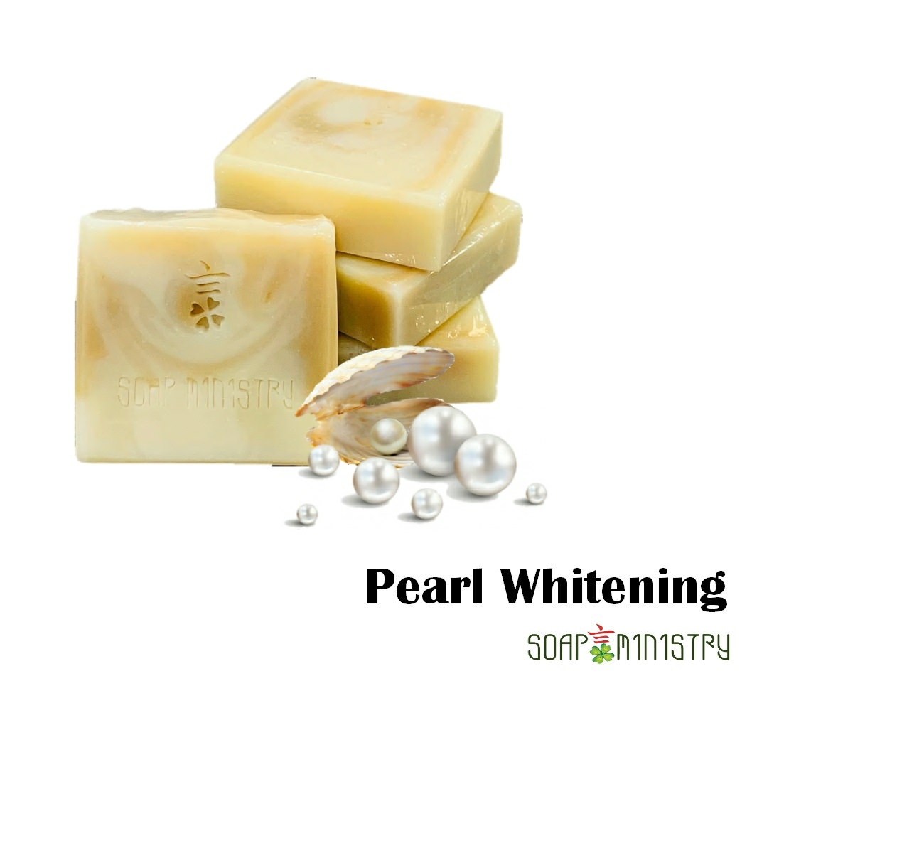 Pearl Whitening Soap