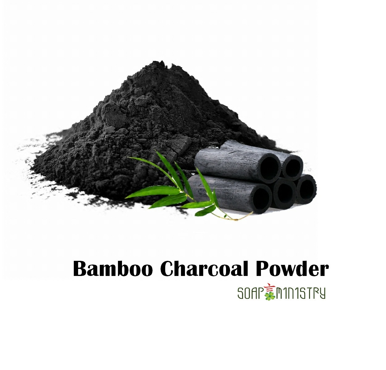 Bamboo Charcoal Powder 50g