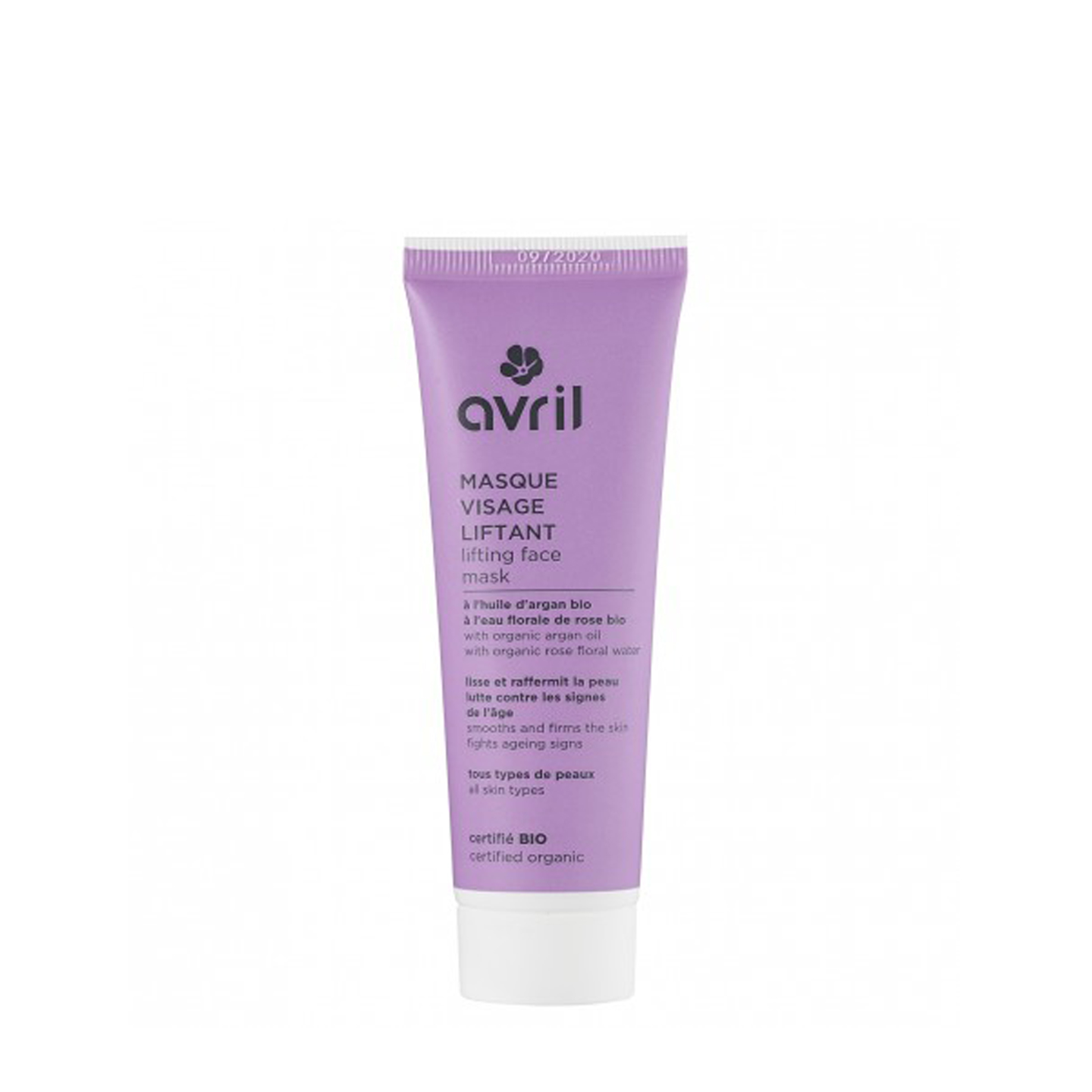 Avril Organic Lifting Face Mask - 50ml
