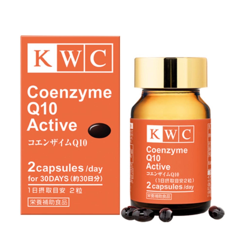 KWC Coenzyme Q10 - 60 capsules