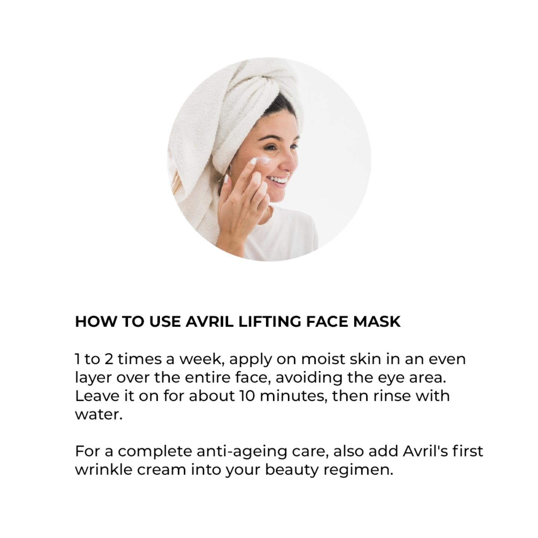 Avril Organic Lifting Face Mask - 50ml