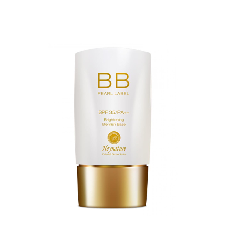 Heynature Pearl Label Brightening BB Cream - 40g