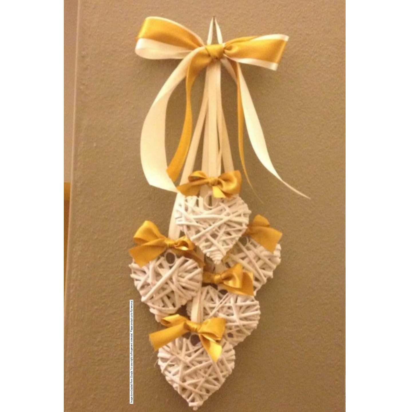 Heart Wall Decor Hanging