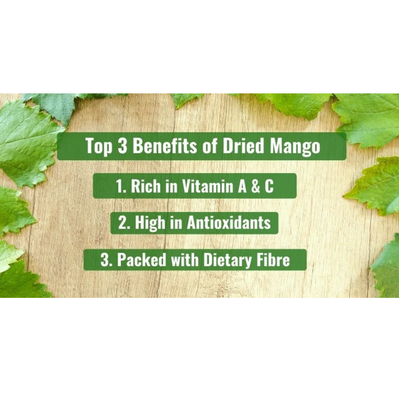 Dried Mango [500g] - Value Pack