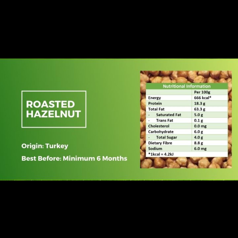 Roasted Hazelnut [500g] x2 - Value Bundle 1+1