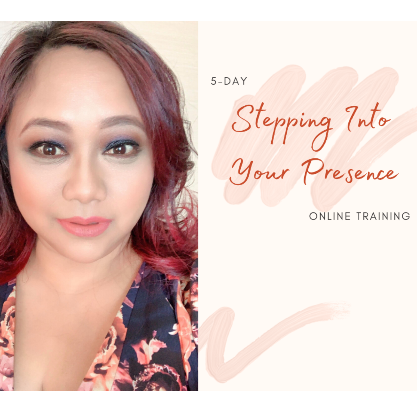5-Day online training Stepping Into Your Presence