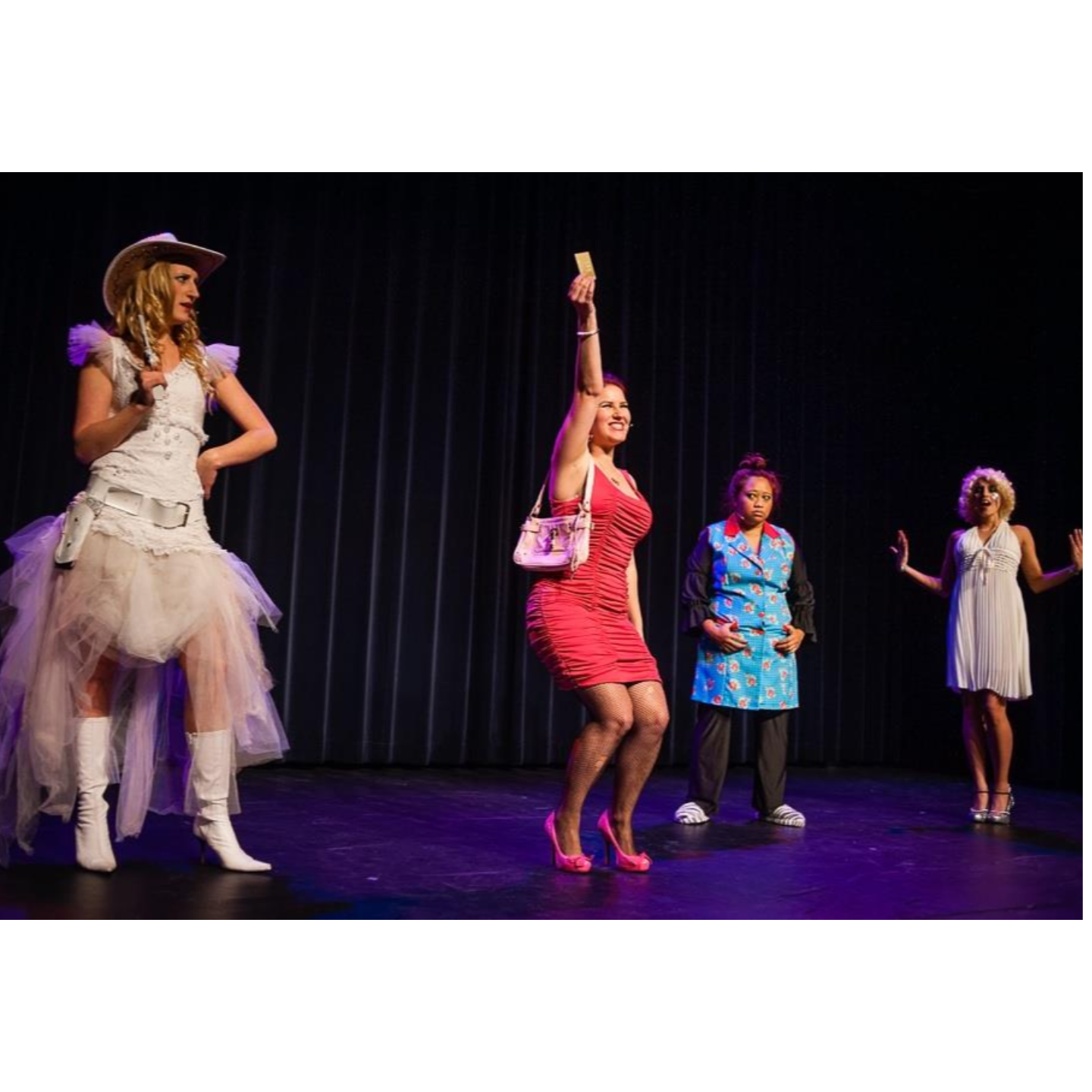 The Stage Is Yours - Musical  Music Theatre showcase course