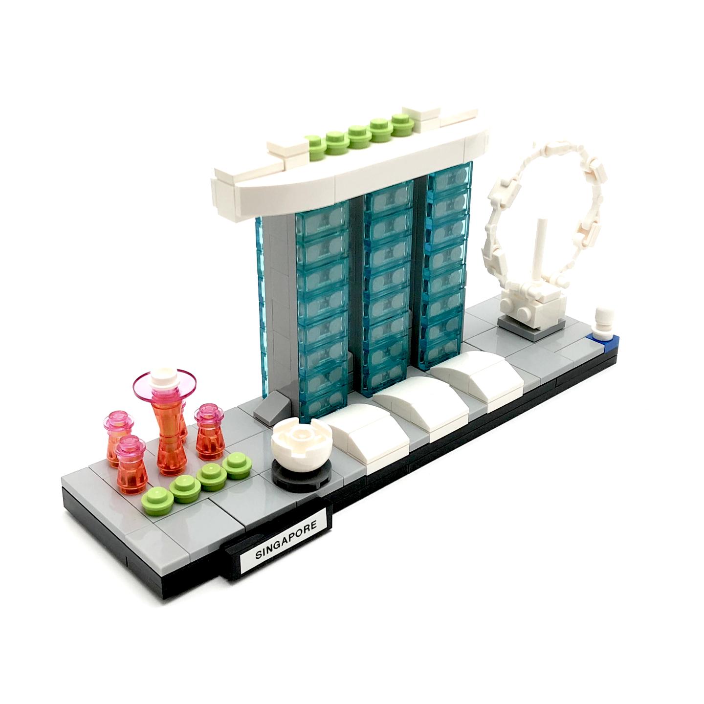 Marina Bay Sands Microscale - 602