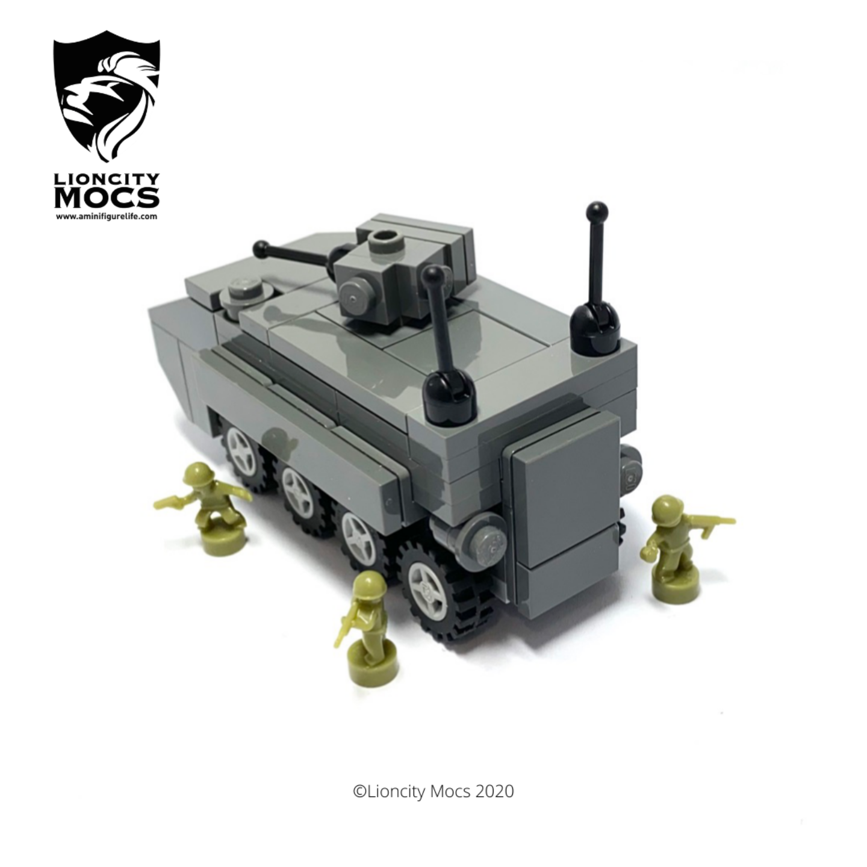 Terrex ICV - Mini Building Kit SG1002