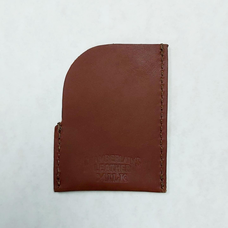 Chamberlain's Leather Card Holder