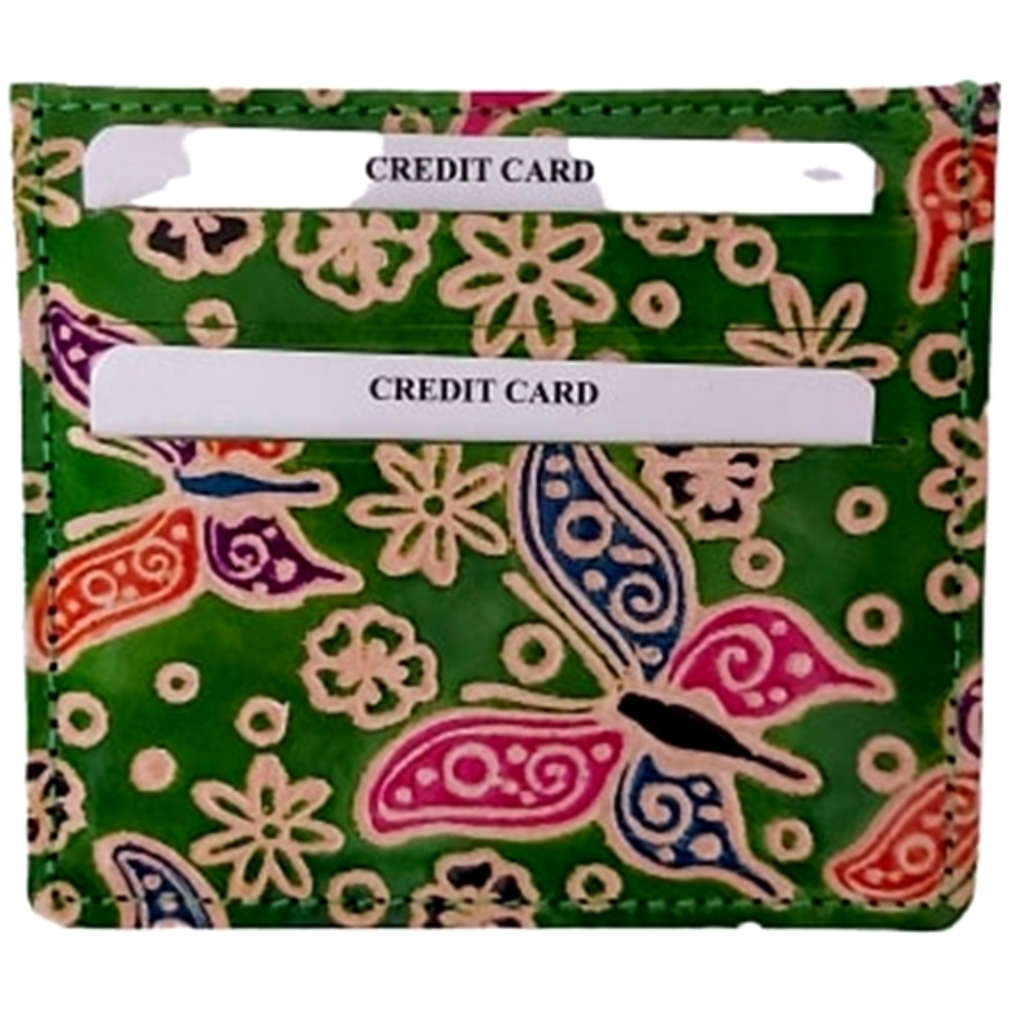 Eco Trends Card holder - Green