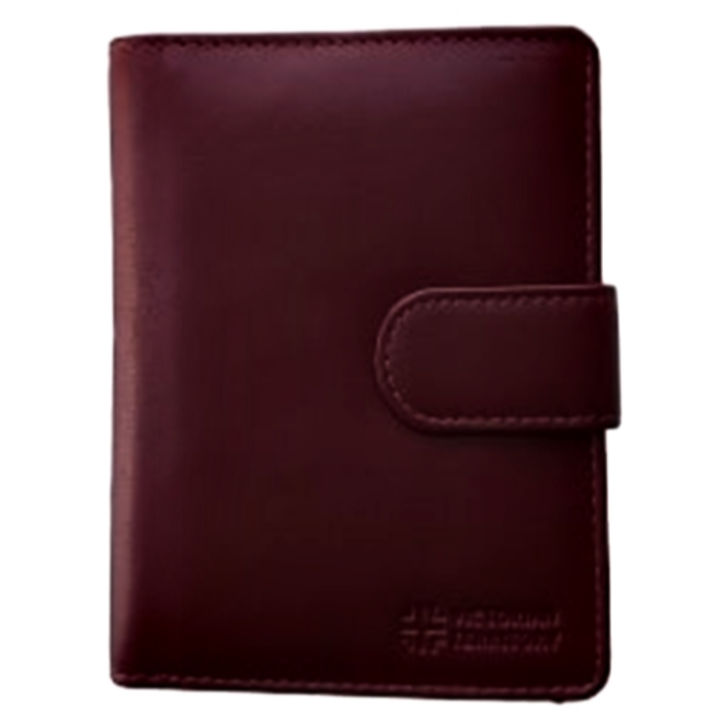 Fiona Small Wallet Colour Maroon