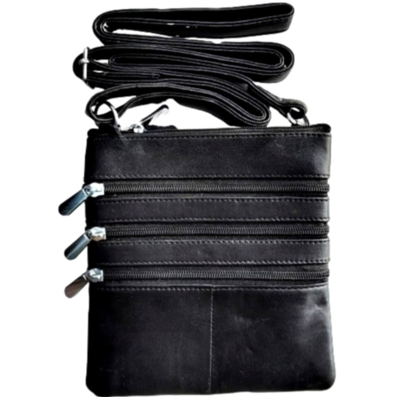Mini Sling & Crossbody Style 1027 Black