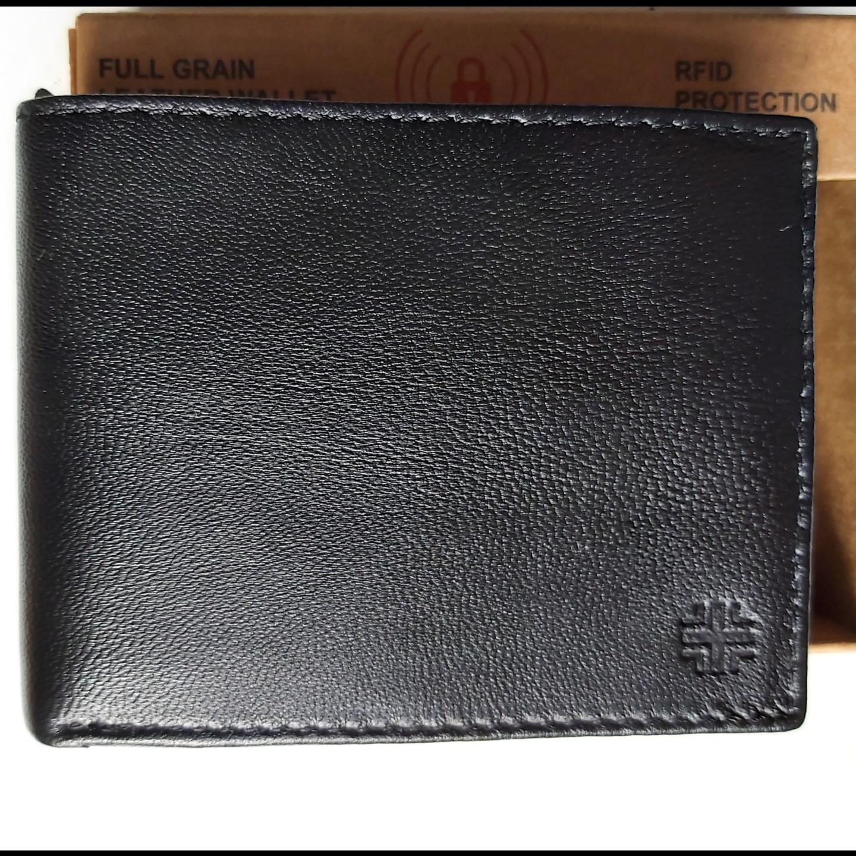 Mens Wallet 125 Black