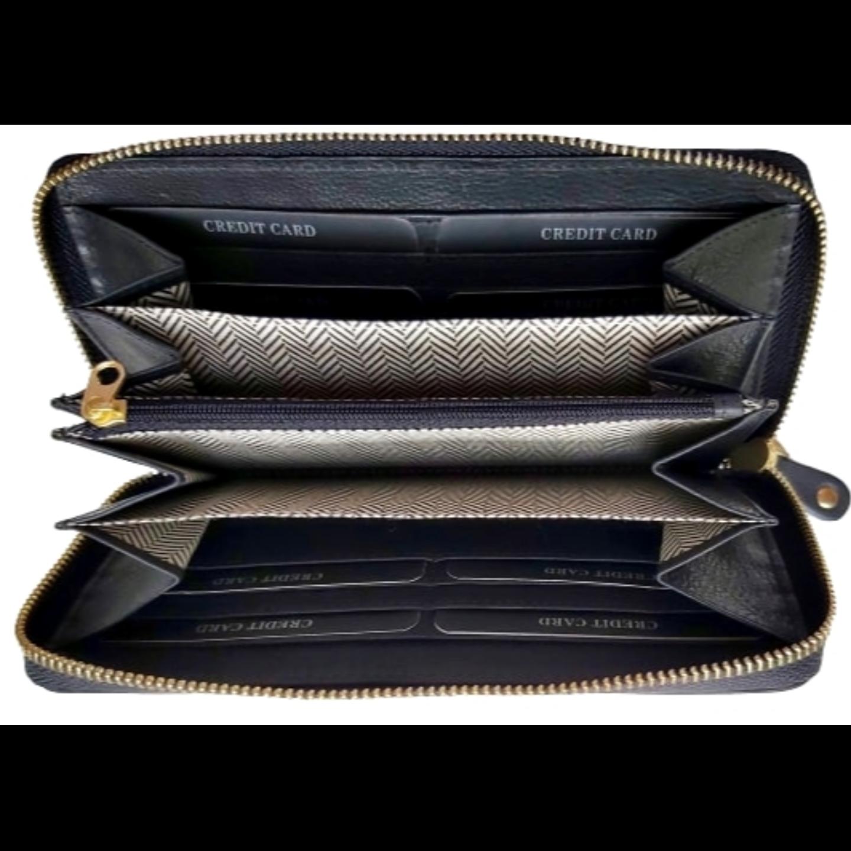 Frankfurt Wallet - Black