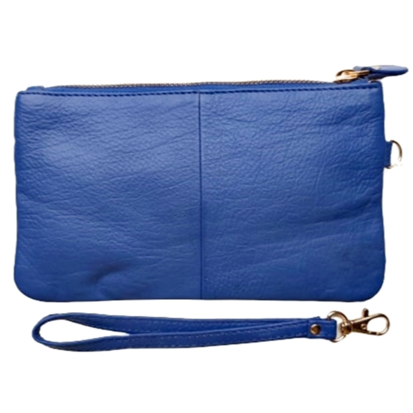 VIVO WALLET WRISTLET BLUE