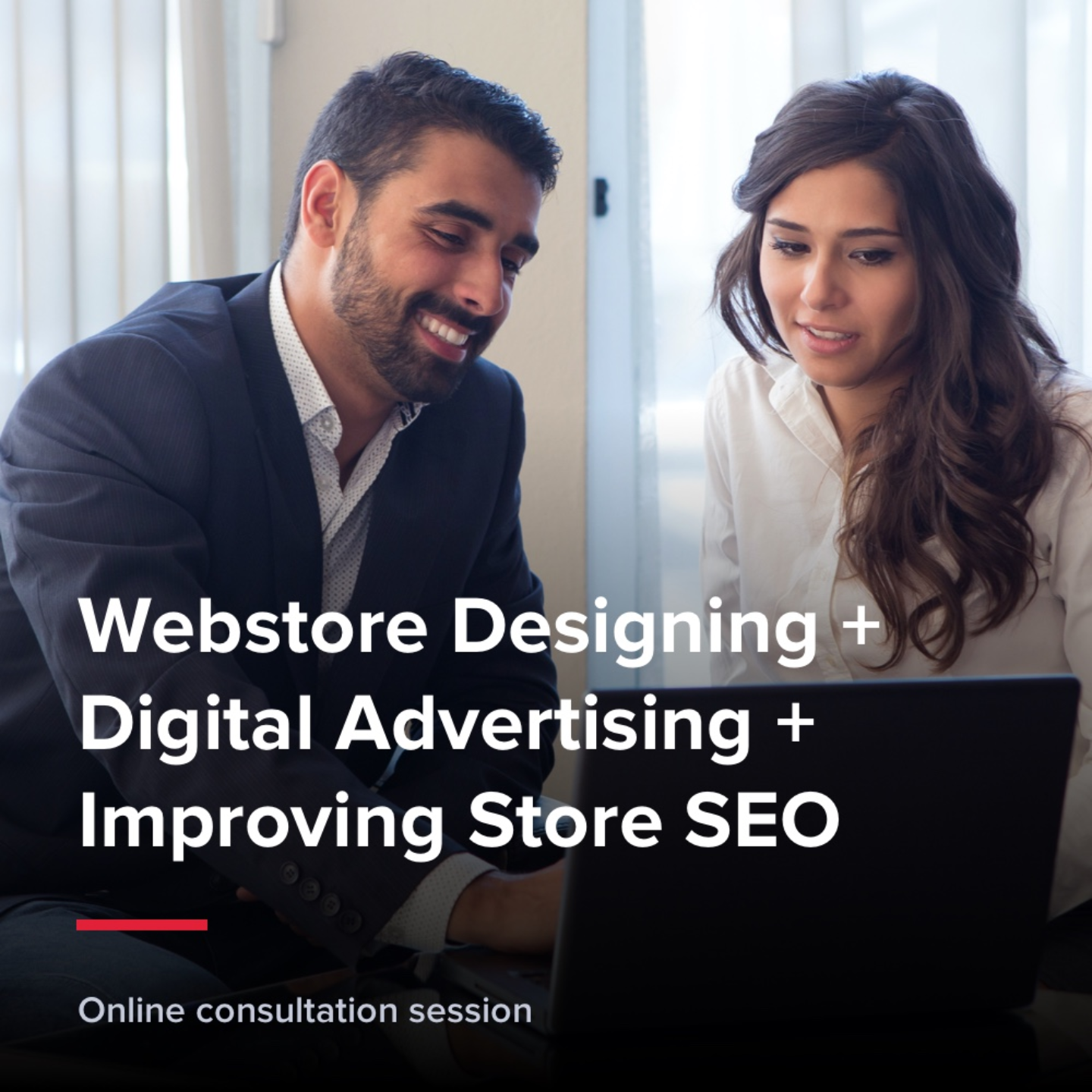 Mega Bundle - Webstore designing + Digital Advertising + Improving Store SEO