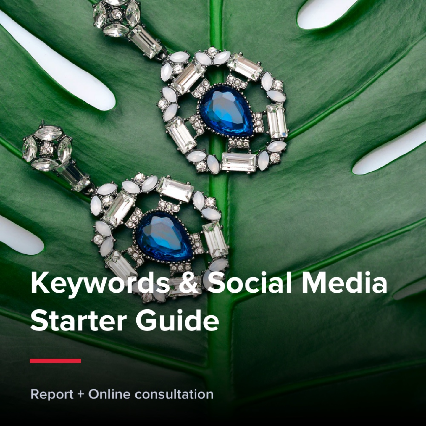 Keywords & Social Media Starter Guide - Jewellery & Accessories