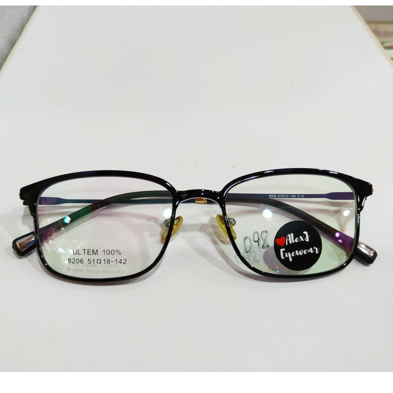 AlexJ Eyewear 8206 with cr39 1.56 mc emi