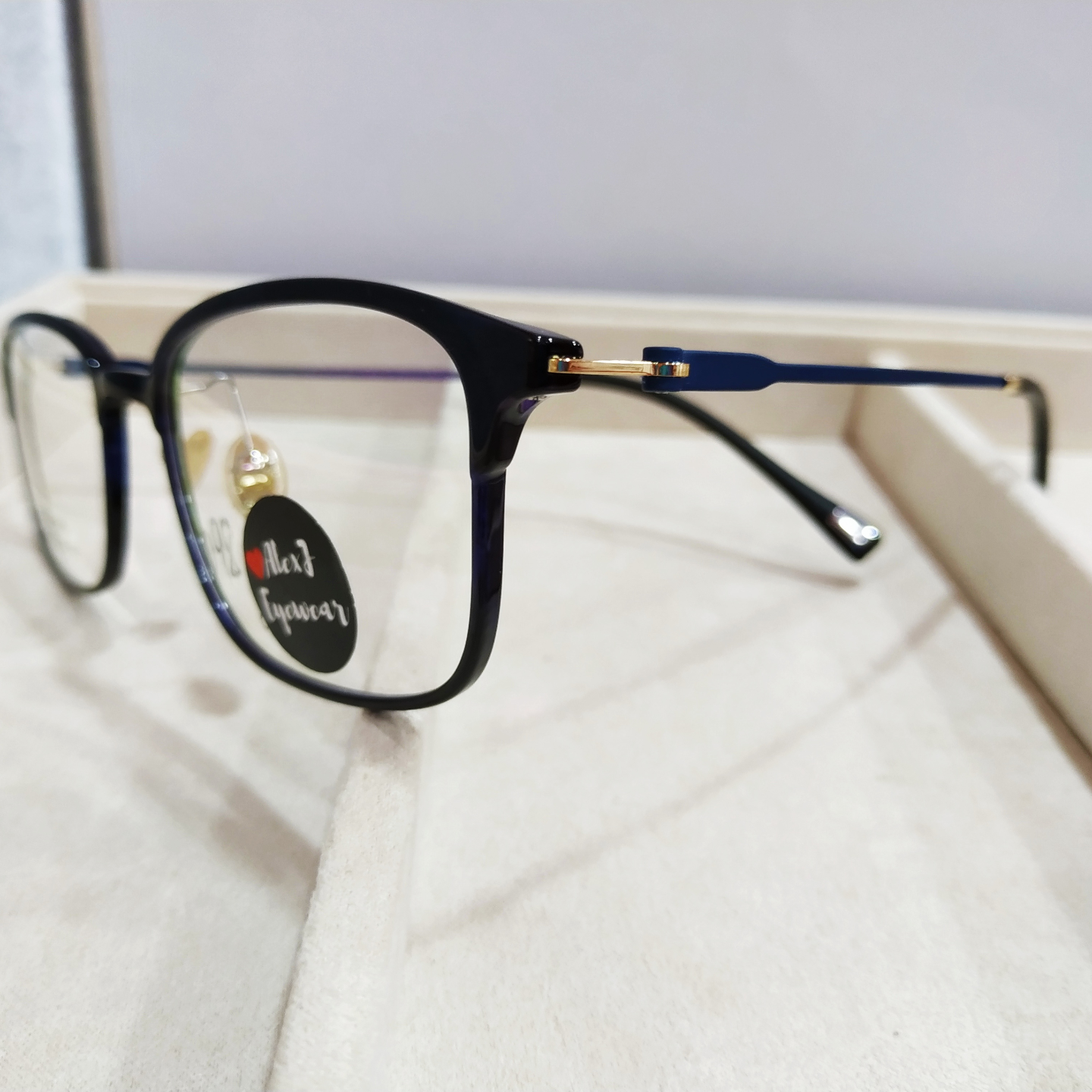 AlexJ Eyewear 8206 with cr39 1.56 mc emi