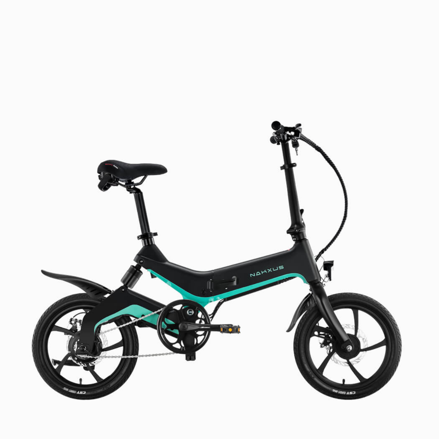Mobot NAKXUS NF1 ebike PAB w LTA approved orange tag.MRT Friendly