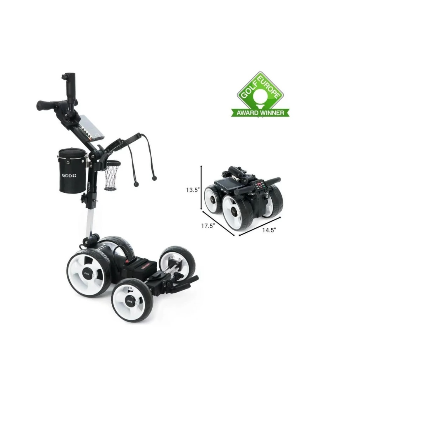 QOD Electric Golf Trolley