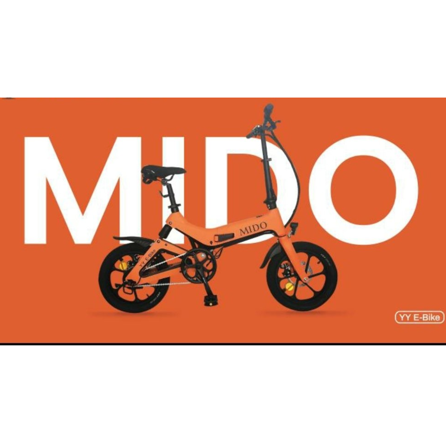 MIDO PAB w LTA approved orange tag. MRT Friendly