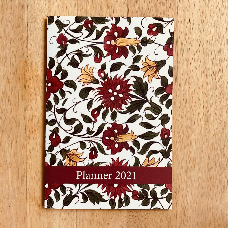 PLANNER - 2021 - Kaurali Mural