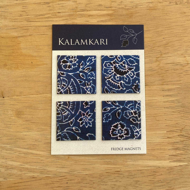 FRIDGE MAGNETS S04 - Kalamkari