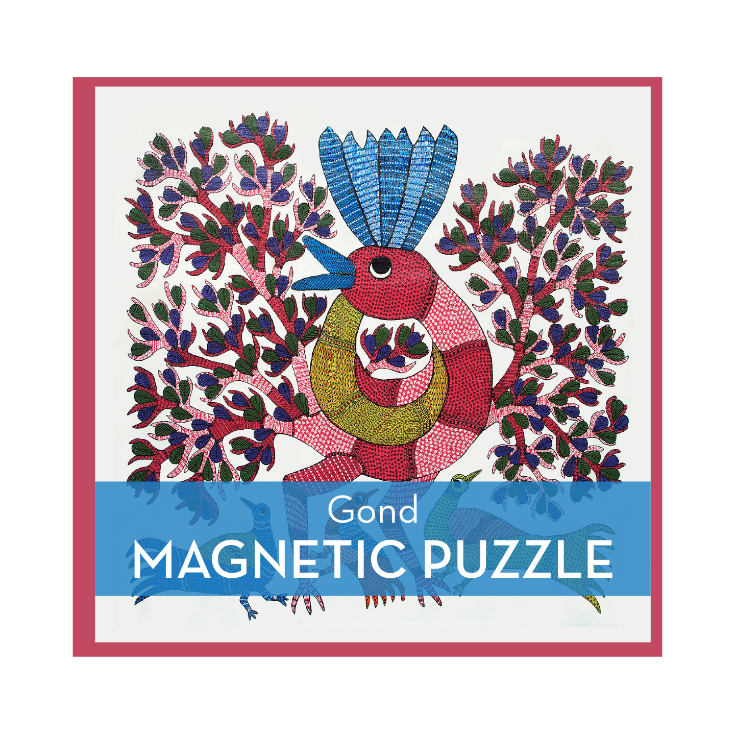 MAGNETIC PUZZLE - Gond