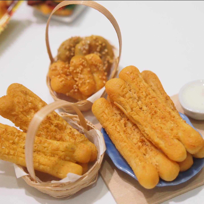 Workshop - You Tiao Set  Dough Fritter set