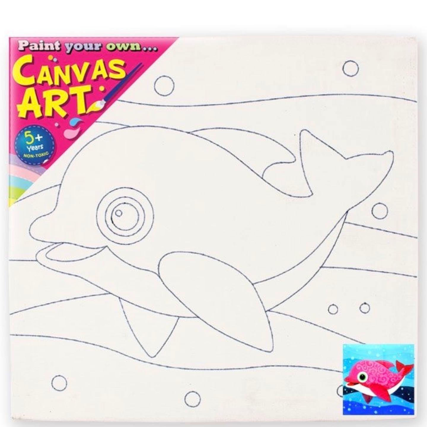 Canvas Wall Art Kit